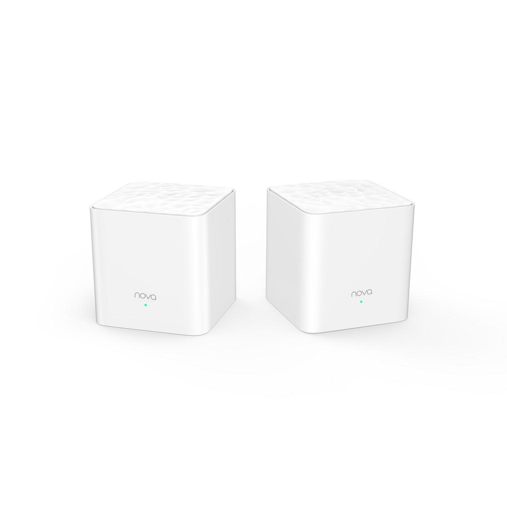 [Mã 267ELSALE hoàn 7% đơn 300K] Bộ phát Mesh Wifi Tenda MW3 - 3 pack