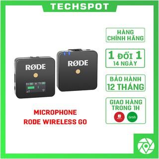 Microphone Rode Wireless Go - CHÍNH HÃNG BẢO HÀNH 1 NĂM - Full VAT