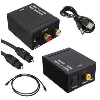 [Mã 2404EL10K giảm 10K đơn 20K] Bộ Chuyển Optical ra AV AUDIO [mini] LOẠI 2