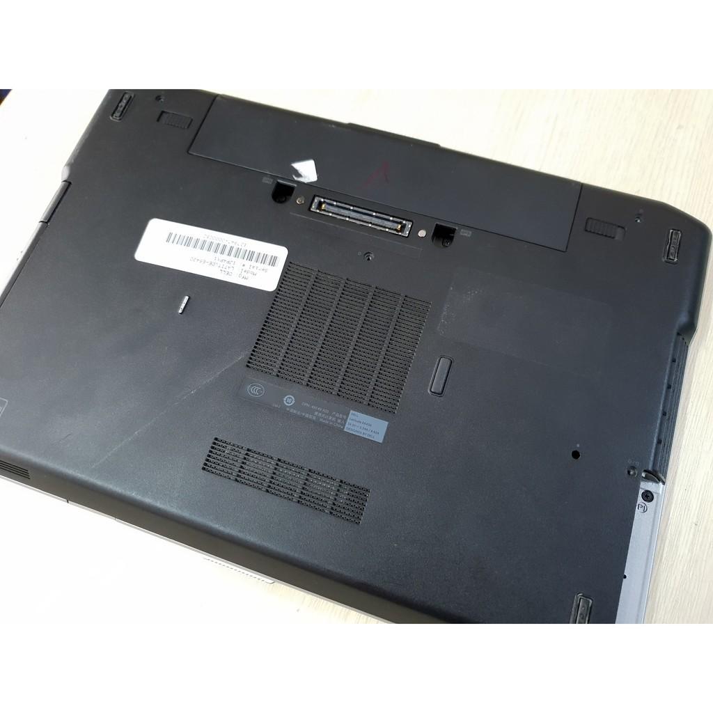 Laptop Dell Latitude E6430 i7-3740QM, Ram 8Gb, SSD Samsung 256Gb, Chạy Dual 2 Card màn hình. Máy xách tay Full...