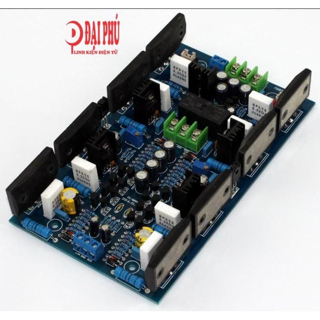 Mạch Power Amplifier Class A SANKEN 2SA1494 2SC3858 2 kênh 300W+300W