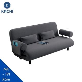 [Mã HLBEST1010 giảm 15% đơn 99K] Ghế sofa giường nằm đa năng Kachi MK191 – Màu xám