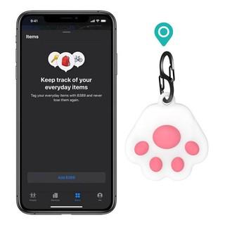 Apple Vỏ Bảo Vệ Hộp Sạc Tai Nghe Bluetooth Airpods Bằng Silicon Hình Chân Mèo Dễ Thương Chống Rơi Chống Thất Lạc Chống Trầy Xước