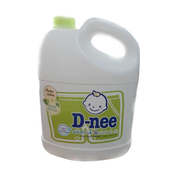 Nước Giặt Hữu Cơ cho bé Dnee Organic CHÍNH HÃNG