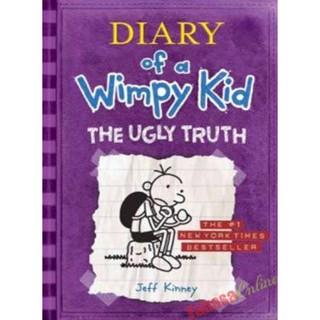 Truyện Ngoại văn Nhật Ký Chú Bé Nhút Nhát - Diary Of A Wimpy Kid The Ugly Truth - Kỳ Đà Cản Mũi (Book 5) thumbnail