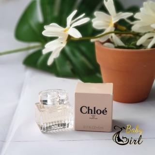 Nước hoa mini chính hãng nữ Chloe thumbnail