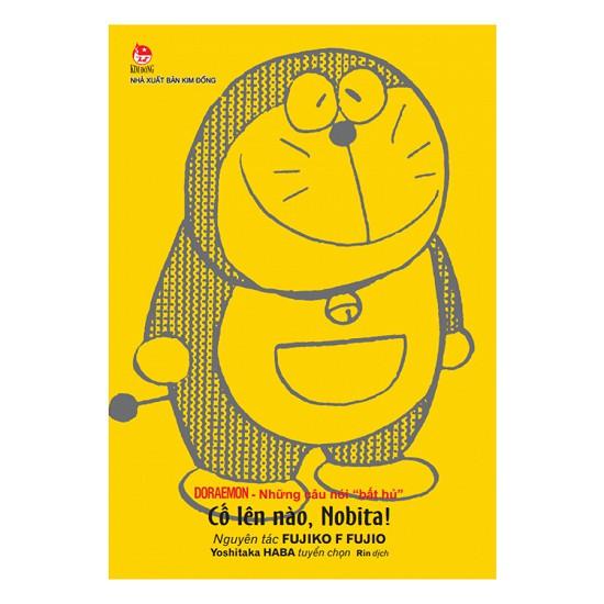 """Truyện Tranh - Doraemon - Những Câu Nói """"Bất Hủ"""" - Cố Lên Nào Nobita"""