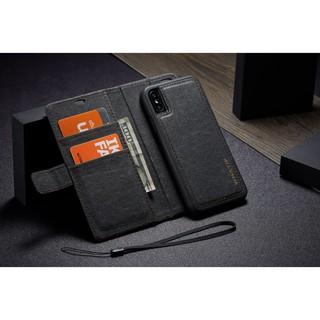 Bao da Iphone 6 Plus/ 6s Plus/ 7 Plus/ 7s Plus/ 8 Plus / Xs/ Xs Max 2 trong 1 kiêm ví tiền đựng thẻ, card rất tiện lợi