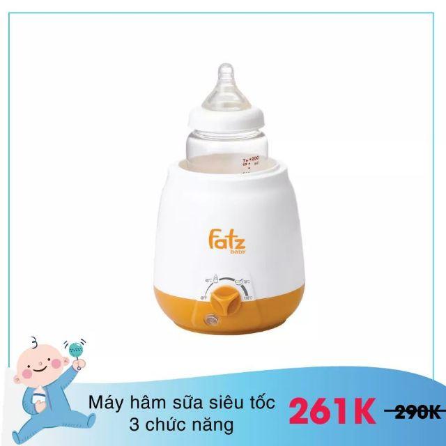 Máy hâm fatz Baby Hàn Quốc 3 chức năng