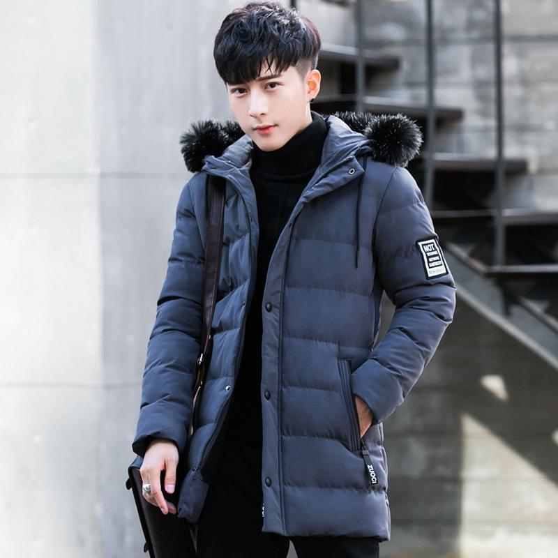 Giá nhà sản xuất 2019 áo khoác mùa đông nam phiên bản Hàn Quốc của cổ áo lông dày phần dài cotton nam sinh viên ấm áp - 22241702 , 3904511722 , 322_3904511722 , 1945489 , Gia-nha-san-xuat-2019-ao-khoac-mua-dong-nam-phien-ban-Han-Quoc-cua-co-ao-long-day-phan-dai-cotton-nam-sinh-vien-am-ap-322_3904511722 , shopee.vn , Giá nhà sản xuất 2019 áo khoác mùa đông nam phiên bả