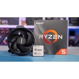 Bộ vi xử lý/ CPU AMD Ryzen 5 3600 ( 6 nhân 12 luồng) – Hàng chính hãng