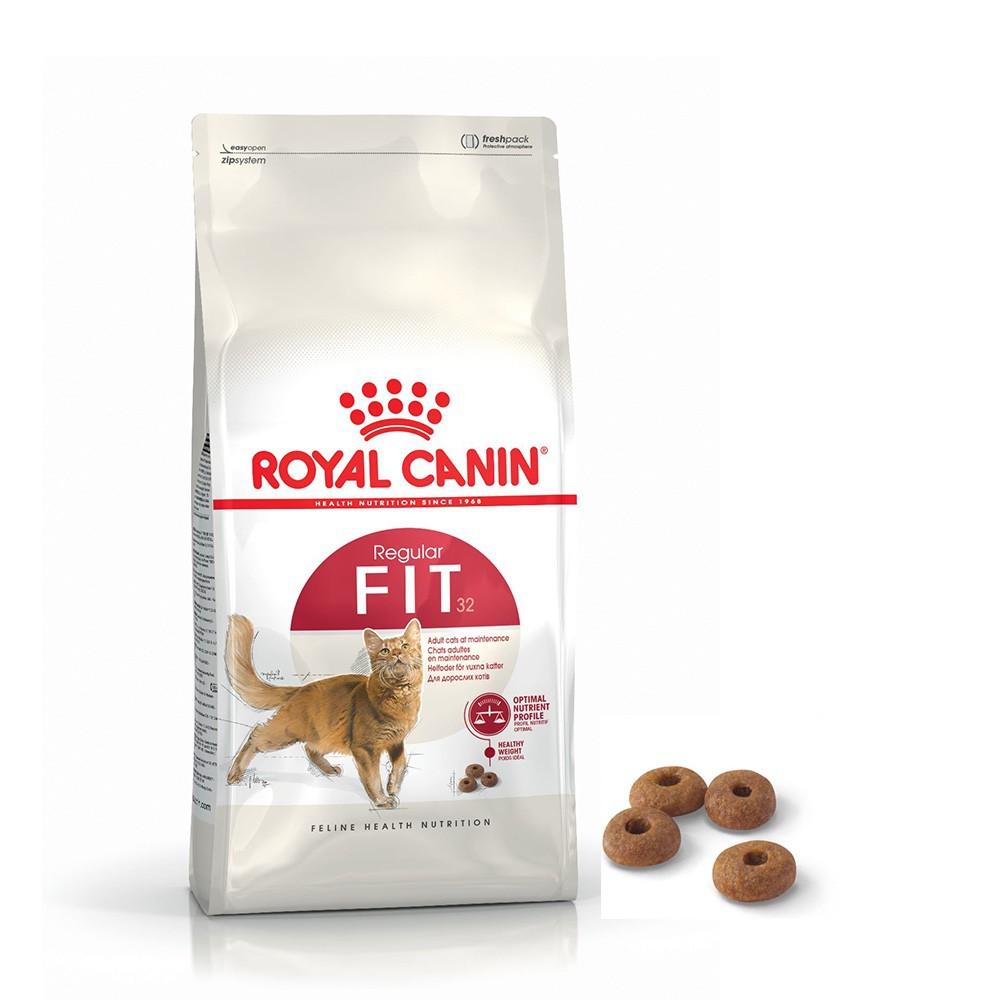 Thức ăn hạt Royal canin fit 32 (10kg)