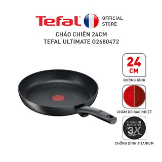 Chảo chiên Tefal Ultimate 24cm G2680472 thumbnail