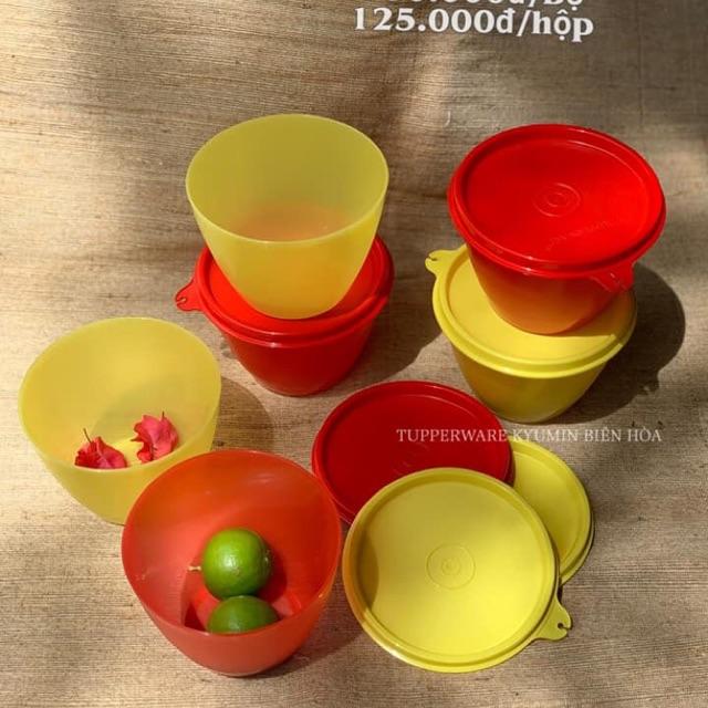 Tupperware - hộp BQTP Bowl Over 380ml