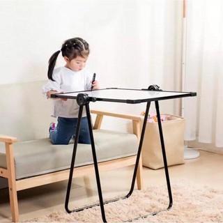 Giá vẽ – Bảng vẽ di động 2 mặt xoay 360 độ cho bé yêu