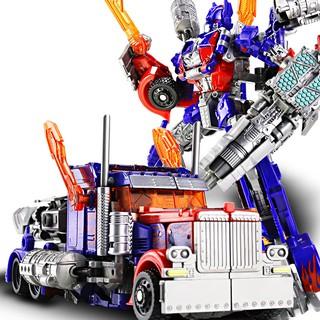 Robot lắp ráp biến hình Transformer