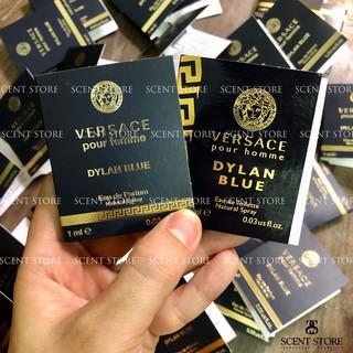Scentstorevn - Vial chính hãng nước hoa Versace Dylan Blue for Men, Women Edp [1ml] thumbnail