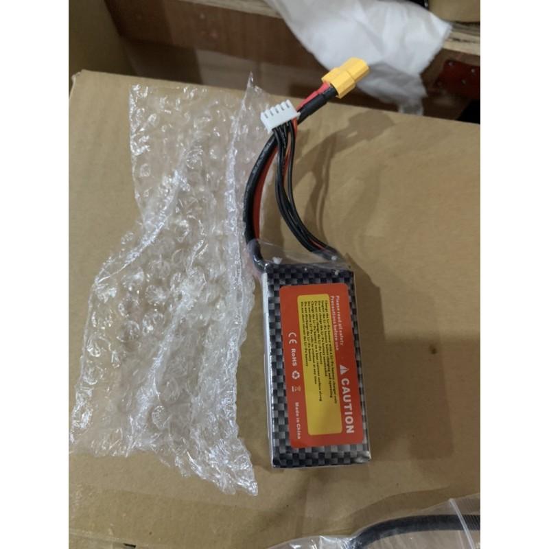 pin lipo 4S dùng cho mạc hàn cellpin