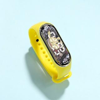 Đồng hồ đèn led trẻ em cao cấp - Đồng hồ điện tử Led MTT6 trẻ em hình nhân vật hoạt hình cực ngầu