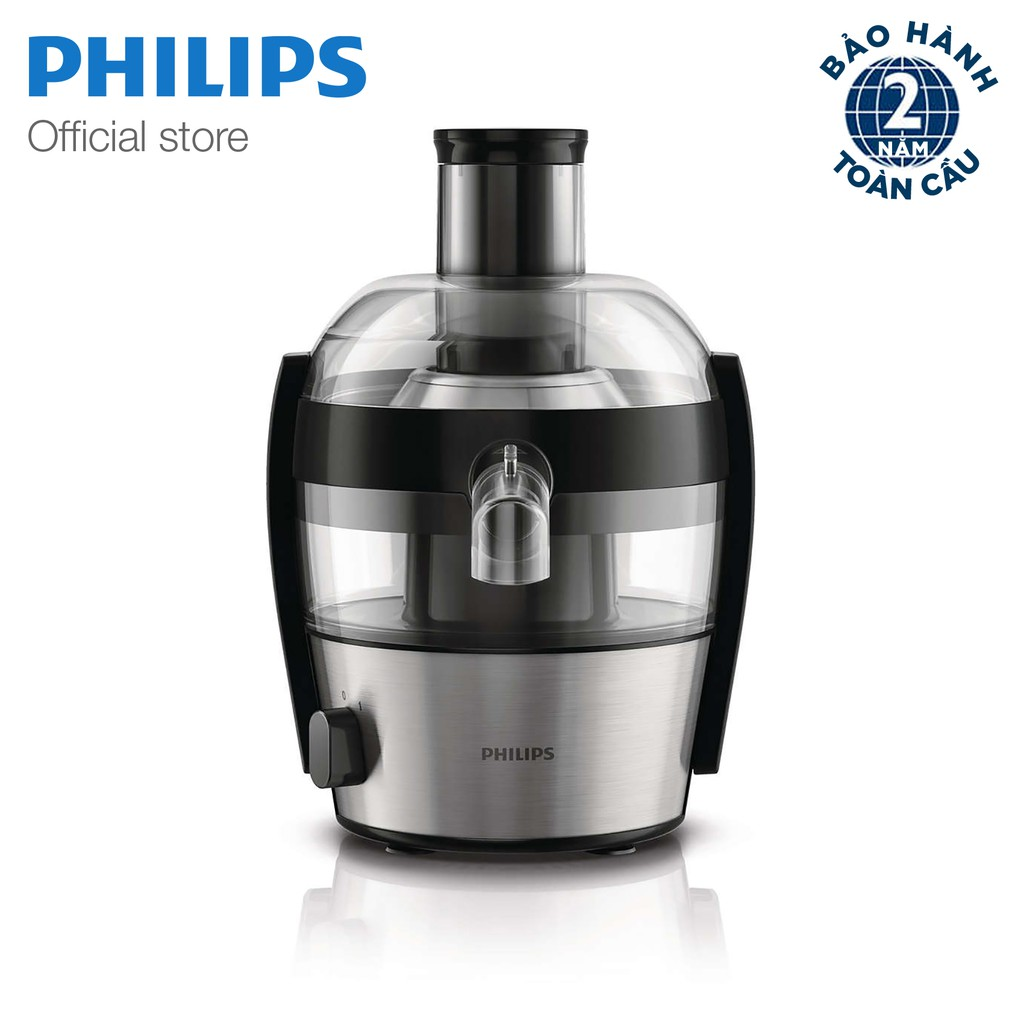Máy ép trái cây Philips HR1836 (Đen) - 3556247 , 1086369615 , 322_1086369615 , 2838000 , May-ep-trai-cay-Philips-HR1836-Den-322_1086369615 , shopee.vn , Máy ép trái cây Philips HR1836 (Đen)