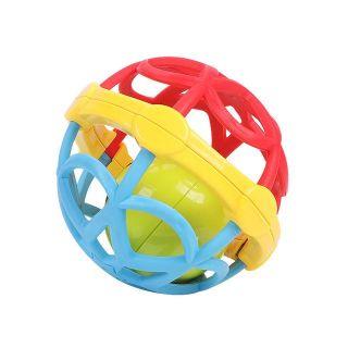 Đồ chơi xúc xắc bóng nhựa mềm dẻo an toàn cho bé