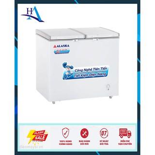 Tủ Đông/Mát ALASKA 250 Lít BCD-3068N (Miễn phí giao tại HCM-ngoài tỉnh liên hệ shop)