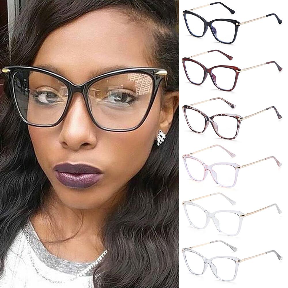 🎉ONLY🎉 Women & Men Blue Light Blocking Glasses Non-Prescription Blue Light Blocking Computer Glasses Reading Gaming Glasses Fashion Anti Eye...