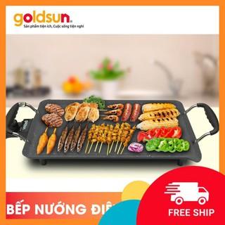 Bếp Nướng Điện GOLDSUN- Dễ Dàng Điều Chỉnh Nhiệt Độ- Giữ Nguyên Hương Vị Món Ăn- Ngon Như Ăn Nhà Hàng- GR-GYC1800
