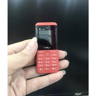 ( cực sốc) Điện thoại mini Siêu Nhỏ B5310 03 sim - chức năng đổi giọng nói , ghi âm cuộc gọi thumbnail
