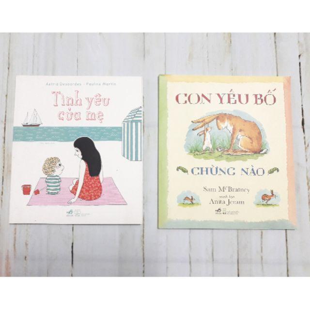 Combo sách con yêu bố chừng nào - tình yêu của mẹ - 9964015 , 738514967 , 322_738514967 , 97000 , Combo-sach-con-yeu-bo-chung-nao-tinh-yeu-cua-me-322_738514967 , shopee.vn , Combo sách con yêu bố chừng nào - tình yêu của mẹ