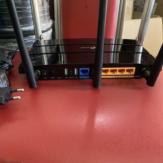 Bộ phát wifi gigabit băng tần kép Tp-link Archer C7 AC1750 98% [Hot]