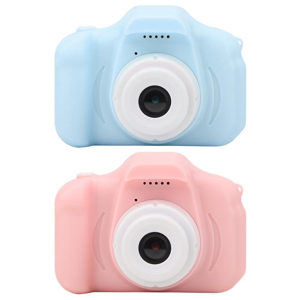 Havasshop Children Digital Camera, 12MP Single Lens Kid Camcorder Cartoon Camera Toy