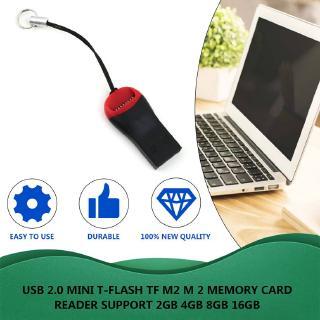 Đầu đọc thẻ nhớ USB 2.0 2GB 4GB 8GB 16GB