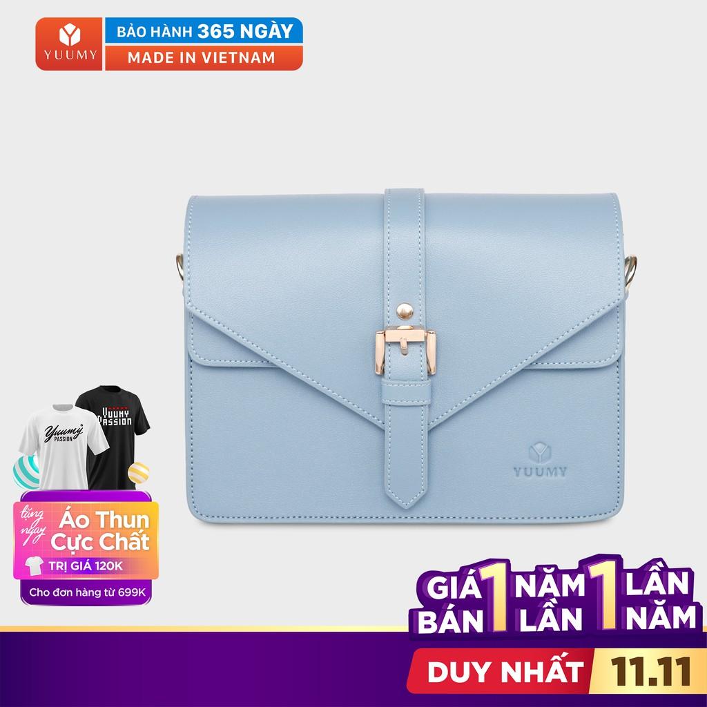 Túi đeo chéo nữ thời trang YUUMY YN75 nhiều màu