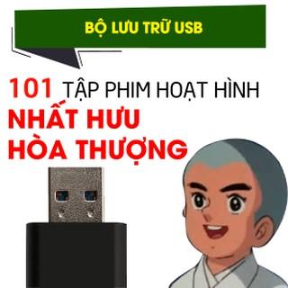 BỘ PHIM HOẠT HÌNH NHẤT ƯU HÒA THƯỢNG (LƯU TRỮ USB 32G)