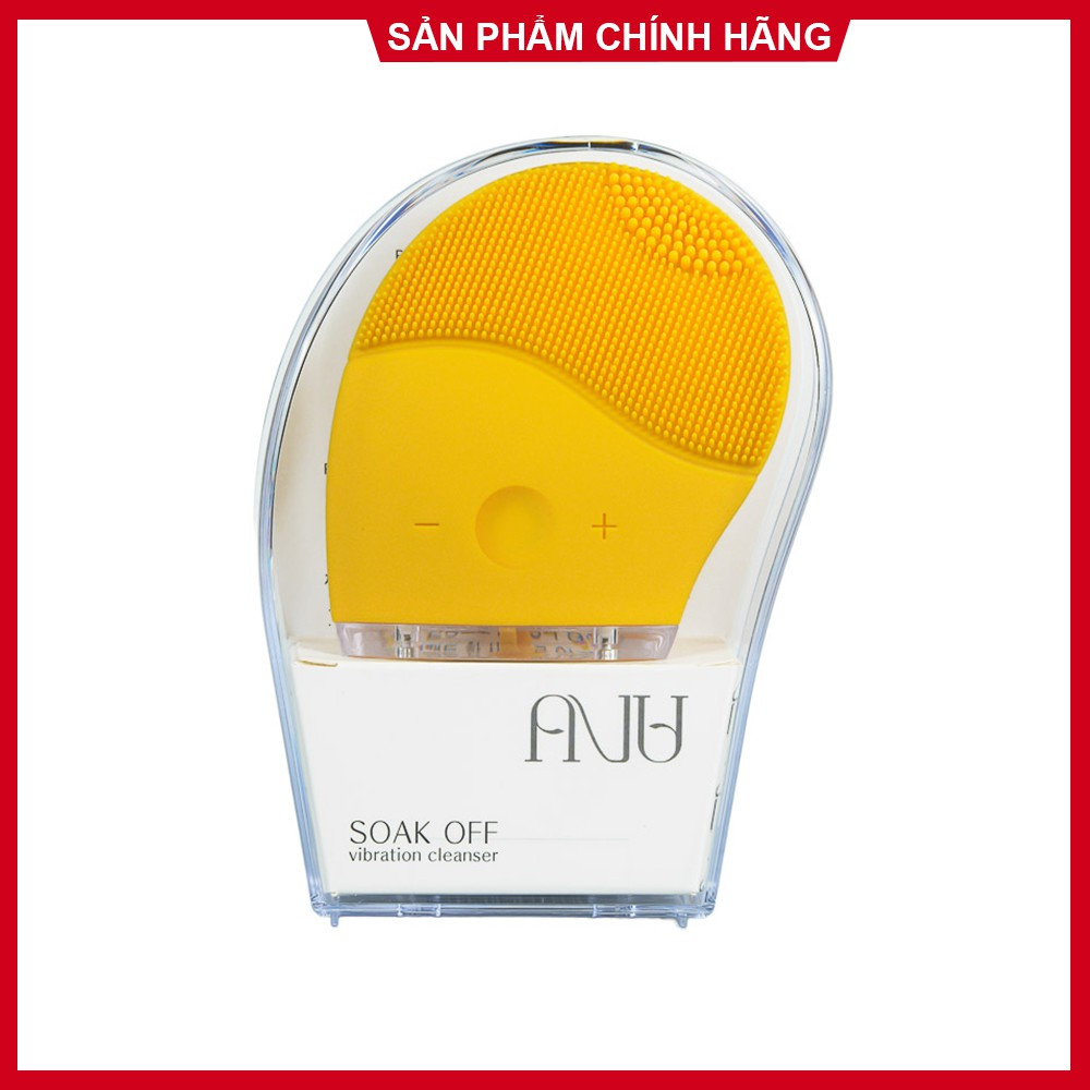 Máy rửa mặt AVU Soak Off Vàng - Chính hãng Hàn Quốc - Bảo hành 1 đổi 1