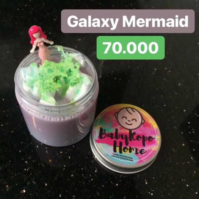Slime Galaxy Mermaid Tiên Cá Dải Ngân Hà