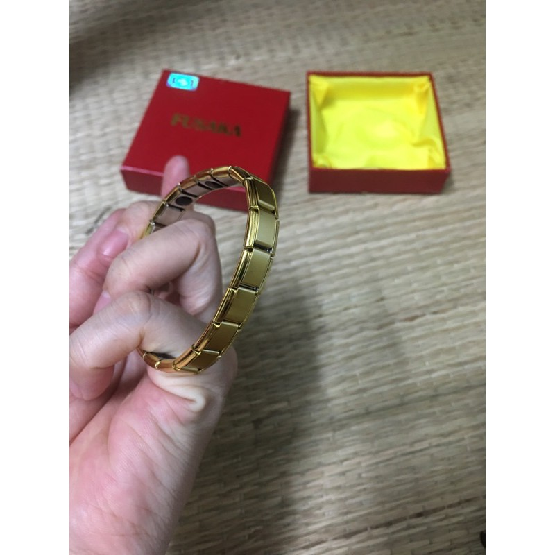 [BH 2 năm] Vòng điều hoà huyết áp Fusaka chính hãng Nhật Bản