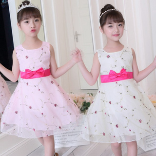 Fashionable high quality sweet dress for girls