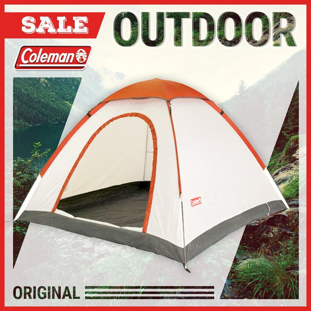 Lếu cắm trại 4 người Coleman GO 10956A - Hãng phân phối chính thức - 3392715 , 660884569 , 322_660884569 , 2856000 , Leu-cam-trai-4-nguoi-Coleman-GO-10956A-Hang-phan-phoi-chinh-thuc-322_660884569 , shopee.vn , Lếu cắm trại 4 người Coleman GO 10956A - Hãng phân phối chính thức