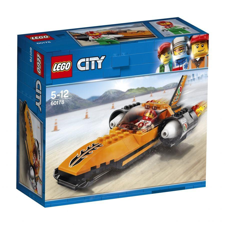 LEGO CITY Xe Siêu Tốc Độ 60178 (78 chi tiết)