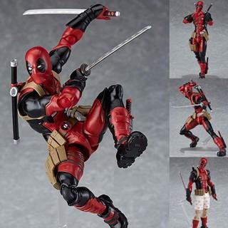 Mô Hình Figma Deadpool EX-042 – Deadpool DX Ver hàng Quảng Châu