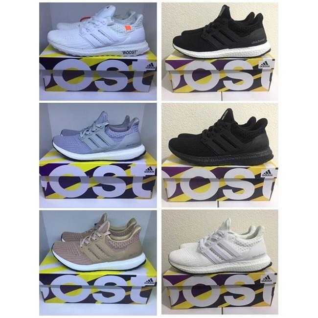 (S.F) Giày UltraBoost Đen, Trắng, Xám, Off.White [FullBox]
