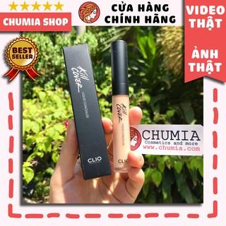 Che khuyet diem, Che khuyết điểm CLIO Kill Cover Pro Artist Liquid Concealer - chumia thumbnail