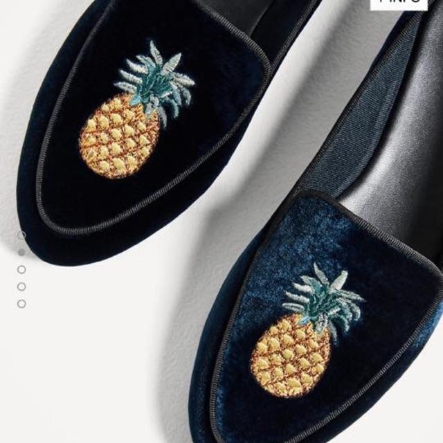 Giày nhung