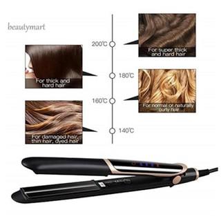 Máy uốn tóc kemei KM2219 cho mái tóc đẹp kiểu dáng mới – chưc năng uốn cụp – ép – uốn phồng – làm xoăn – mini