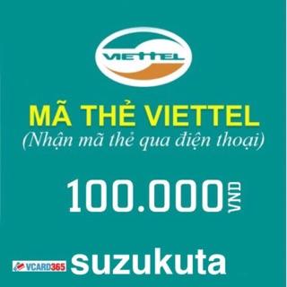 """Thẻ viettel mệnh giá 100k giá chỉ còn <strong class=""""price"""">8.300.000.000đ</strong>"""