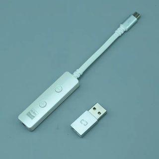 DAC/AMP cho điện thoại và máy tính CLARITY AURA DAC Pcm 24/192 ,dsd native 256
