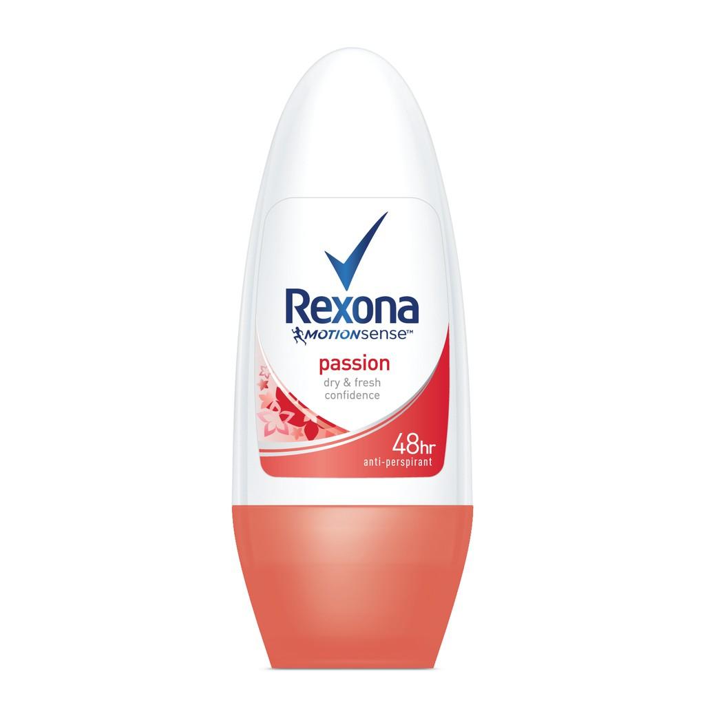 Lăn khử mùi Rexona Passion 50ml (MSP 67038993)