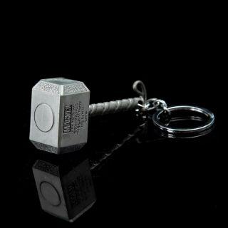 Búa thor mô hình, móc treo chìa khóa, Thor Marvel Figure